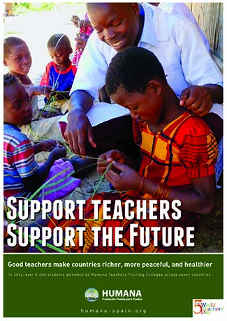 Teacher training is the key to development-img2