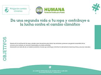 Humana, entre las 101 Acciones seleccionadas por la Comunidad Por El Clima-img2