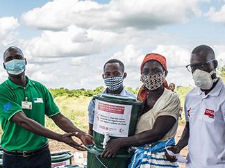 África celebra su Día en mitad de la lucha contra la pandemia-img1