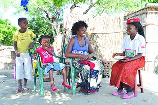 20 millones de personas involucradas en el  programa TCE de lucha contra el VIH -img3