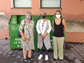 Humana starts the selective textile collection service in Gavà (Barcelona)-img1