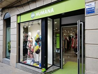 Las tiendas Humana se estrenan en el barrio de Sarrià de Barcelona-img1