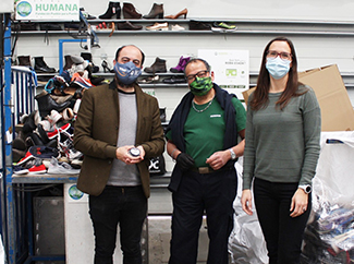 TRG the One y Humana impulsan la sostenibilidad del calzado y la economía circular-img2