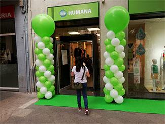 Les botigues de Humana de moda sostenible arriben a València-img2