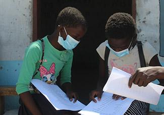 Children's Town en Zambia: cómo proseguir con la educación en tiempos de pandemia-img2