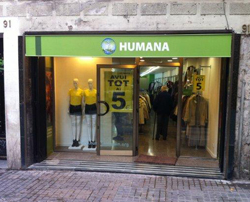 Humana opened its tenth store in Barcelona-img1